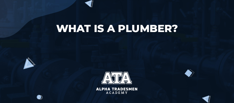 What is a Plumber